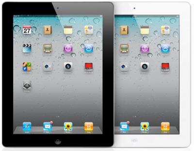 Gostaria de ganhar 2 iPads e até 10 iPods Shuffle?